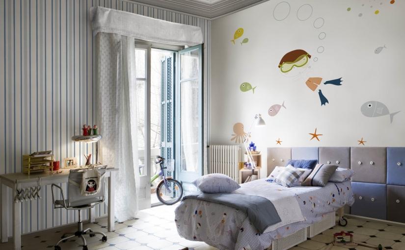 habitación para niña