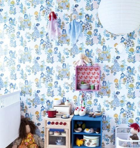 En algunas habitaciones infantiles / In some kids´rooms