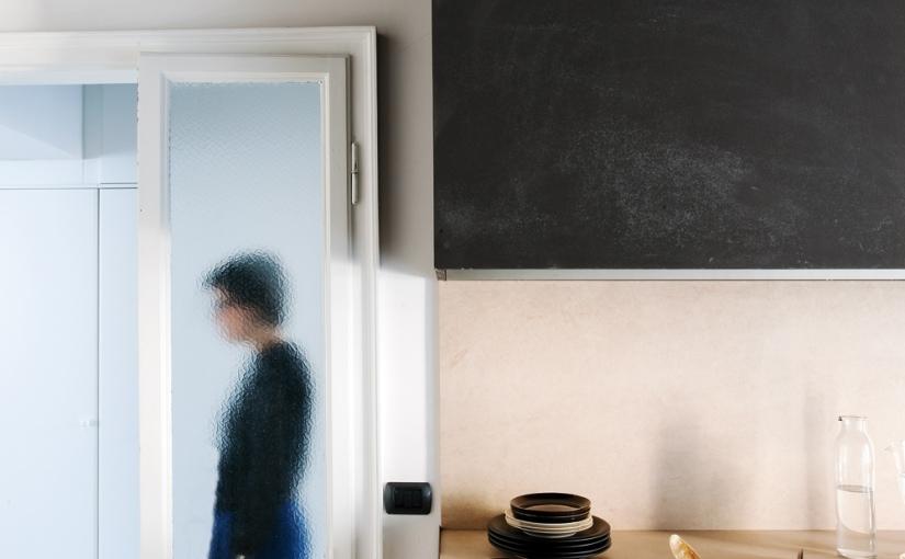 En una casa de contrastes / In a house full ofcontrasts