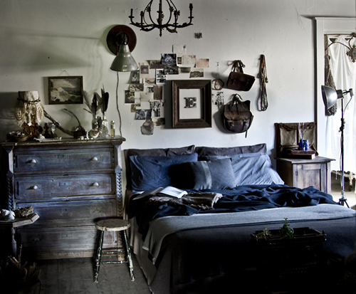 En casa de Mr and Mrs Charlie / In Mr. and Mrs. Charlie´shouse
