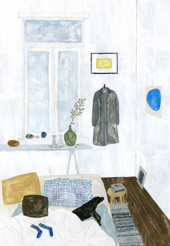 the room with a coat_s
