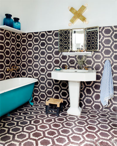 Baño principal / Master bathroom