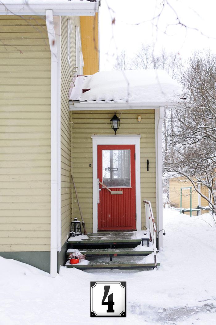 entrada / house entrance