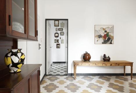 Estancia / A room