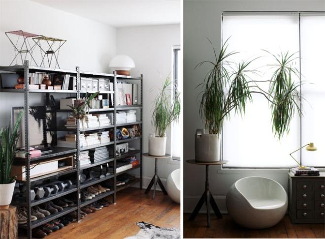 estantería industrial / industrial shelf