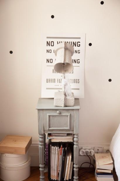 Trash me lamp de cartón de Victor Vetterlein / Trash me lamp