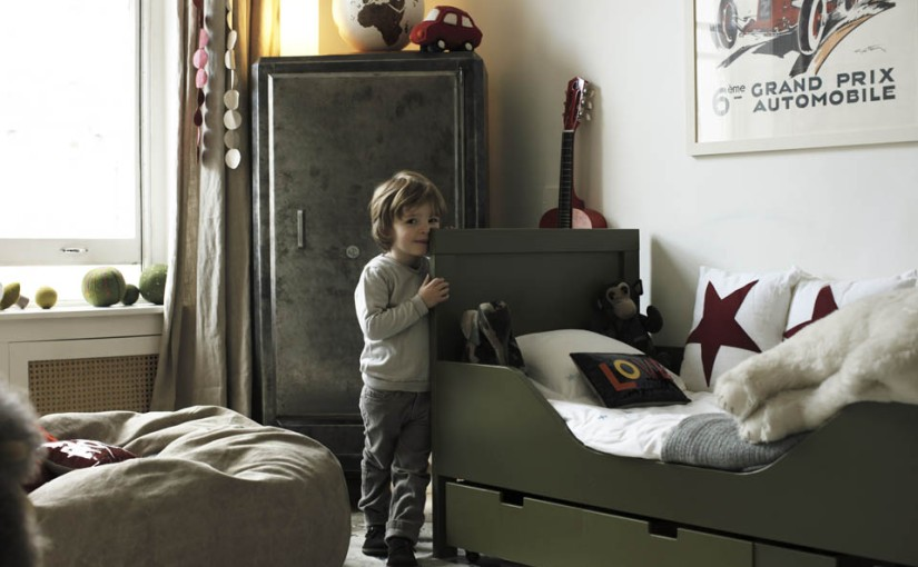 Una habitación infantil diferente / A differentnursery