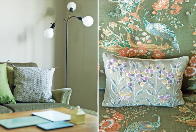 combinaciones textiles valientes y perfectas / brave and perfect textile combinations
