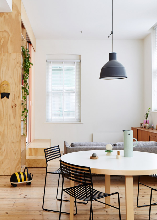 Estar y comedor / Living and dining rooms