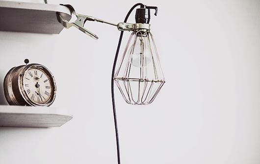 Lámpara de trabajo