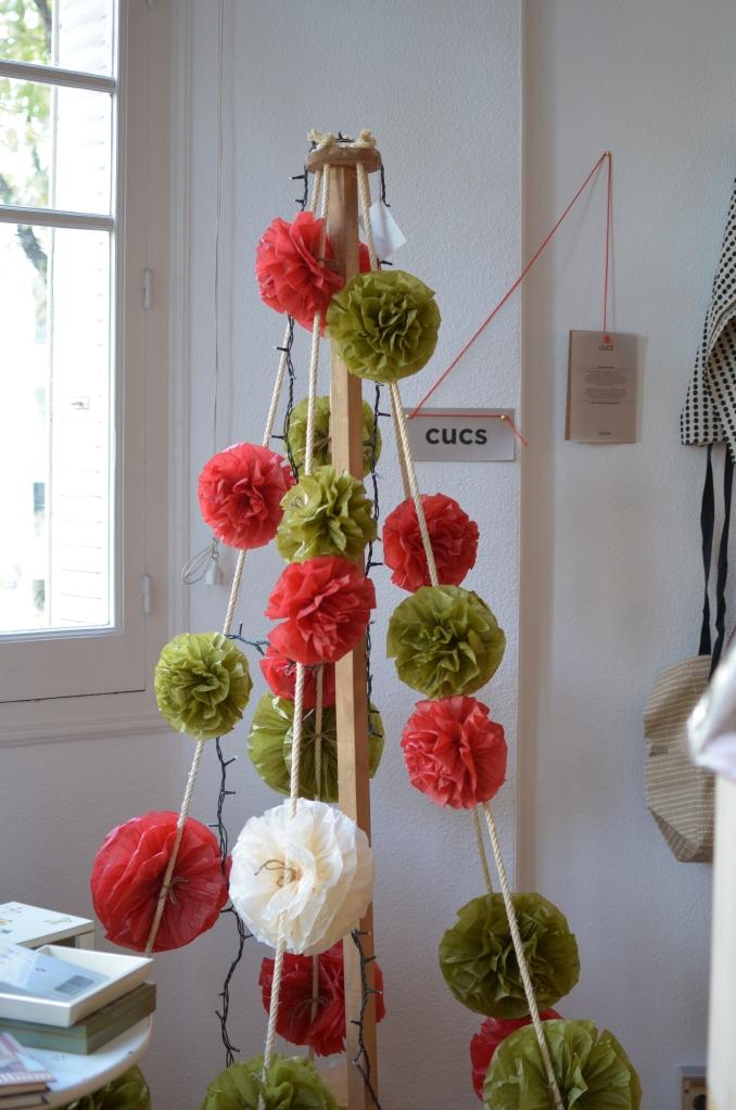 Árbol de Navidad de Maison Pom Poms