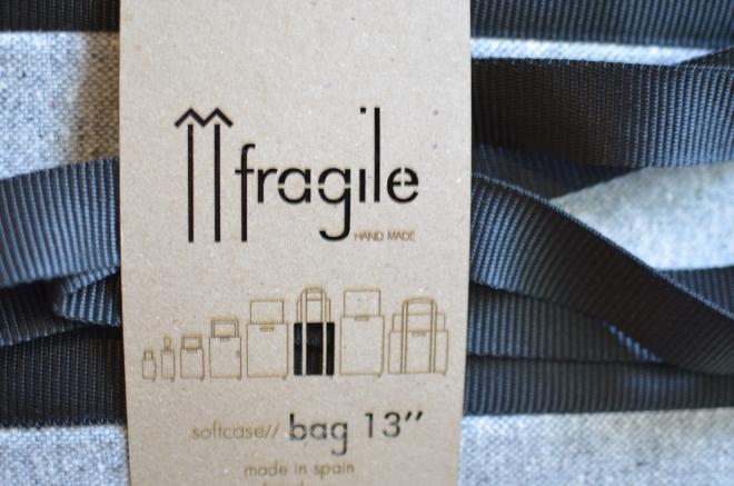 Precioso packaging de bolsos y maletas