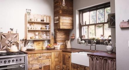 Decorar Con Muebles Reciclados - Muebles De Cocina Reciclados ...