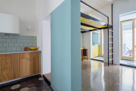 dormitorio-cocina