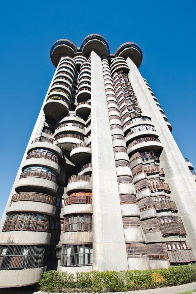 Edificio de Torres Blancas.