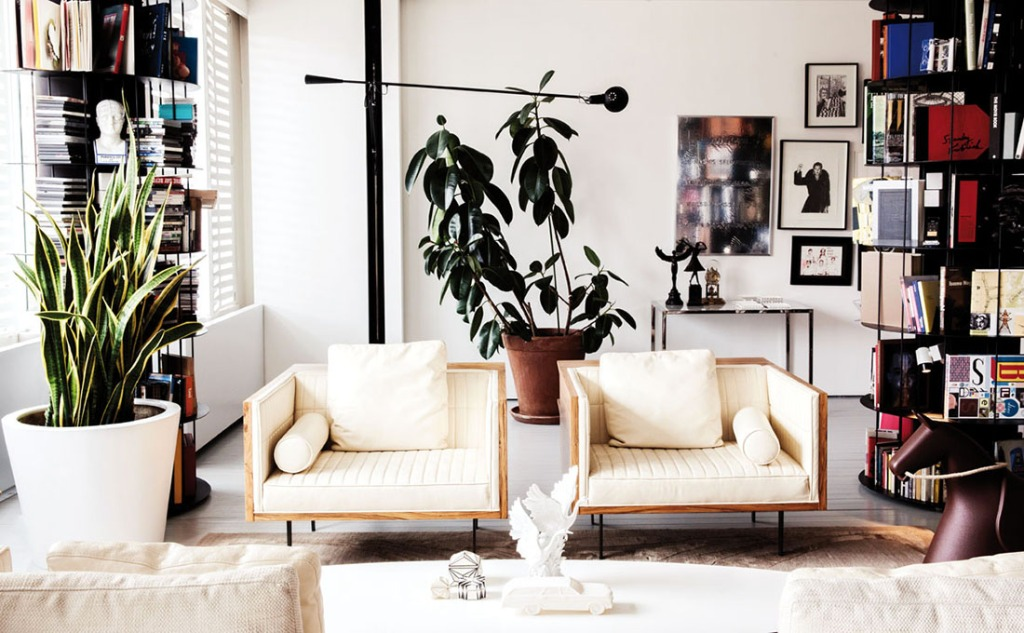 Los elementos que conforman la zona de estar son también de diseño precioso. Sencillas, naturales y con un toque de sofisticación, hacen esta zona de estar un espacio diferente.